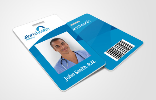 Alaris Health ID Card