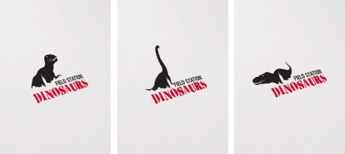 Field Station: Dinosaurs Logos