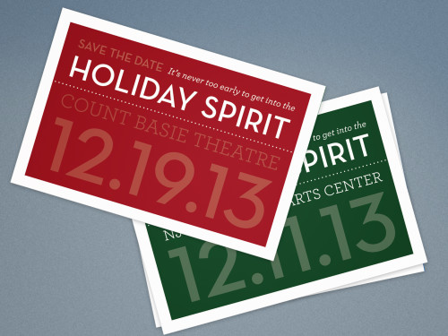 Holiday Express® Save the Date Postcards