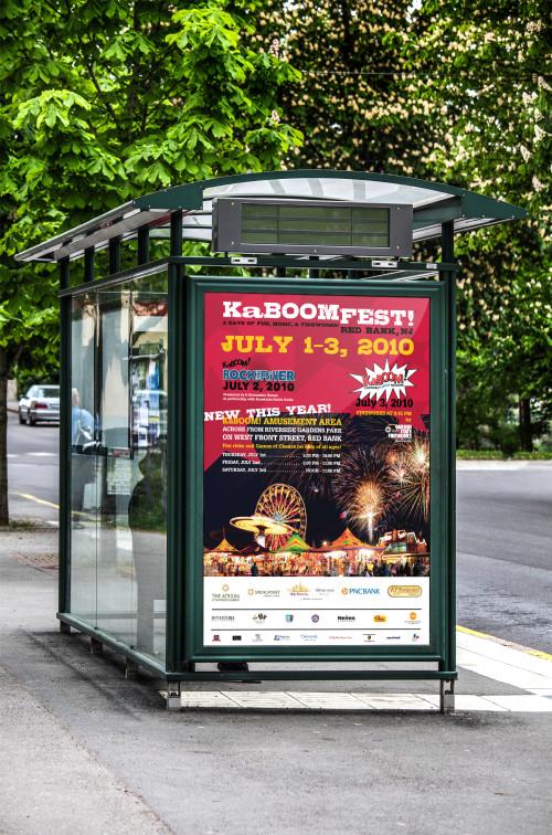 KaBOOM! Fireworks Ad