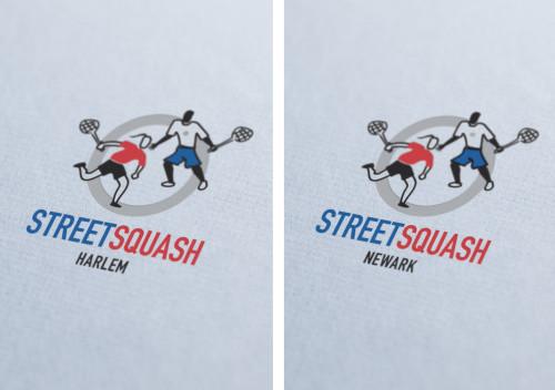 StreetSquash logos