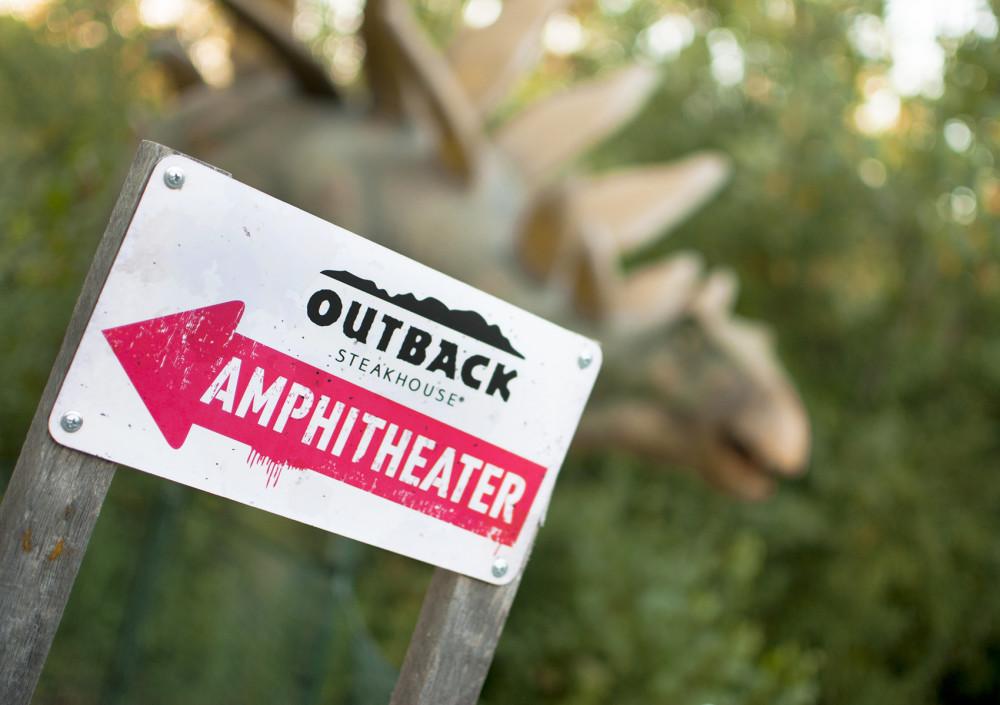 Field Station: Dinosaurs Signage